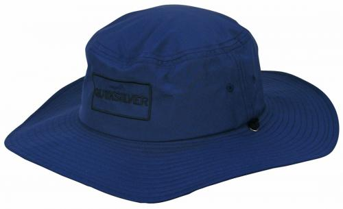 Zoom for Quiksilver Djay Peanut Surf Hat - Navy