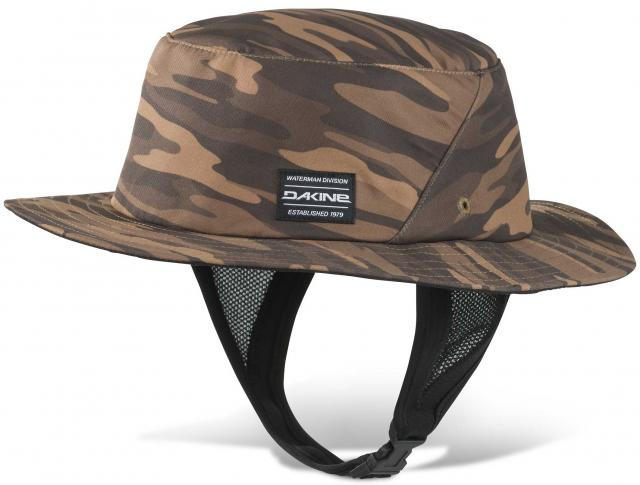 15d5abe25c9 DaKine Indo Surf Hat - Field Camo - New