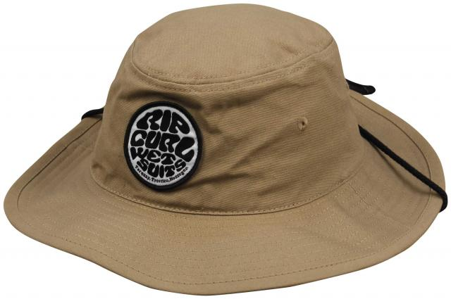 Rip Curl Palm Bushmaster Surf Hat - Khaki For Sale at Surfboards.com  (1108713) 1565c9a79cc