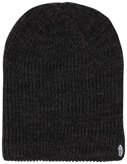 a884d3258e Vans Mismoedig Beanie - Black Heather For Sale at Surfboards.com (11114403)