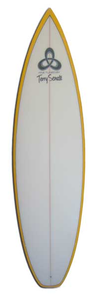 Senate Shortboard