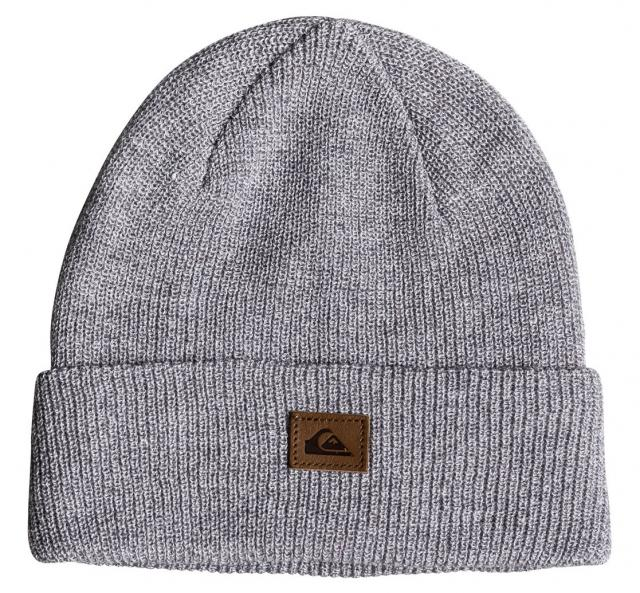 Quiksilver Performed Beanie - Snow White Heather