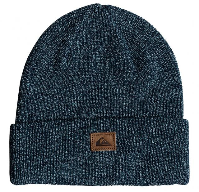 Quiksilver Performed Beanie - Medieval Blue Heather