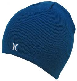 Hurley One and Only Beanie - Storm Blue