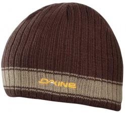 DaKine Ribbed Pinline Beanie - Brown