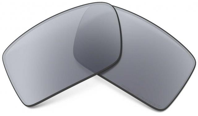 Oakley GasCan Sunglass Lenses - Grey Polarized