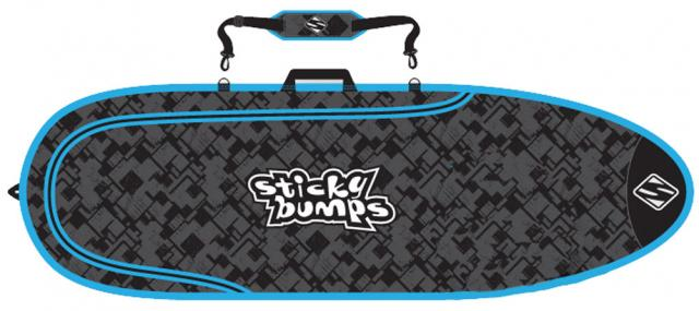 Sticky Bumps Fat Board Bag - Blue