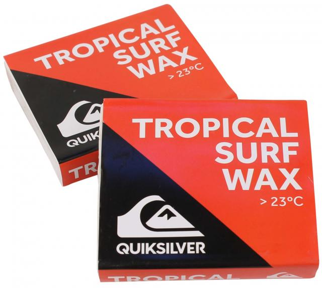 Quiksilver Surf Wax - Two Tropical