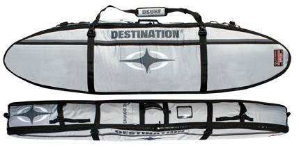 Destination Surf Shortboard Coffin