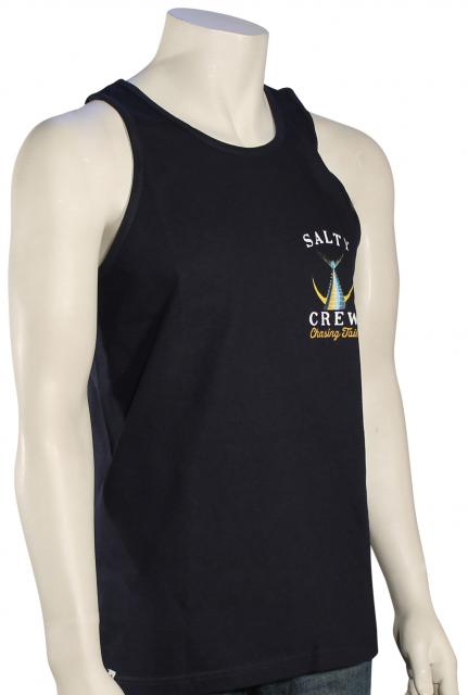 Salty Crew Tailed Tank - Navy
