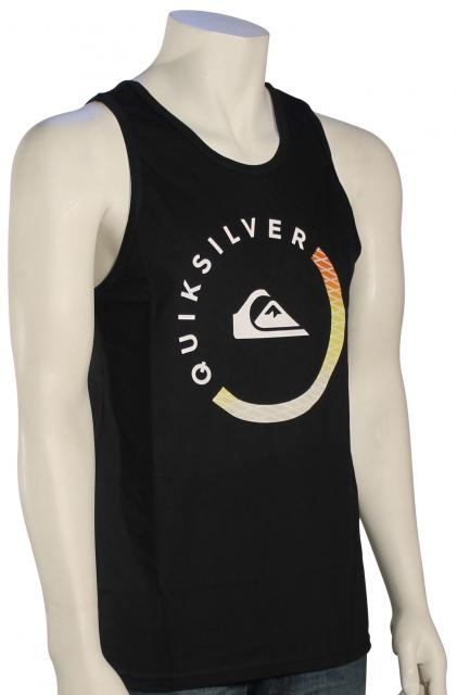 Quiksilver Slab Sessions Tank - Black