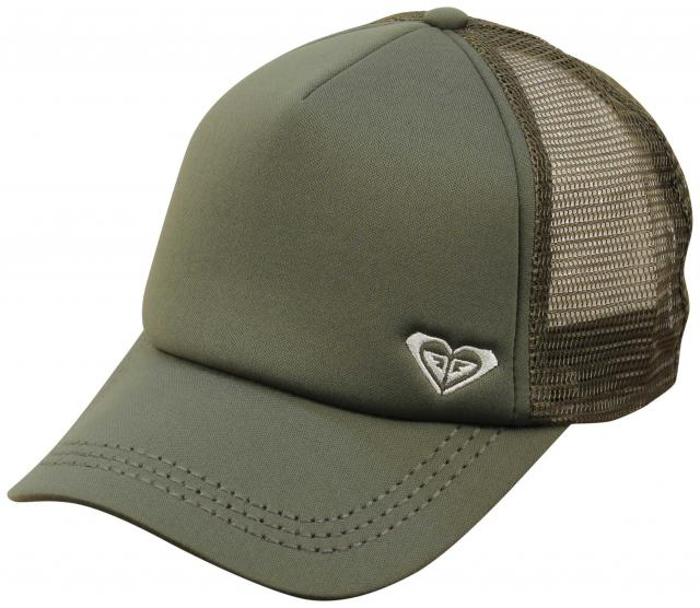 Roxy Finishline Women's Hat - Dusty Olive