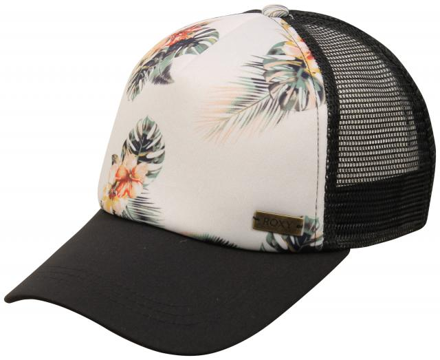 823042b9c Roxy Water Come Down Women's Hat - Marshmallow / Tropical Nights