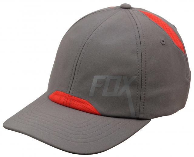 Fox Mixed Active Women's Hat - Charcoal Heather