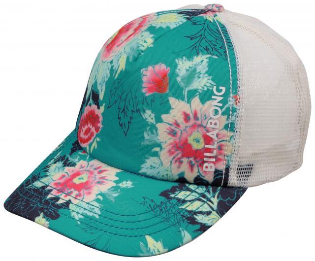 ea7b79e6307189 Billabong Beach Beauty Women's Trucker Hat - Jade For Sale at  Surfboards.com (1184431)