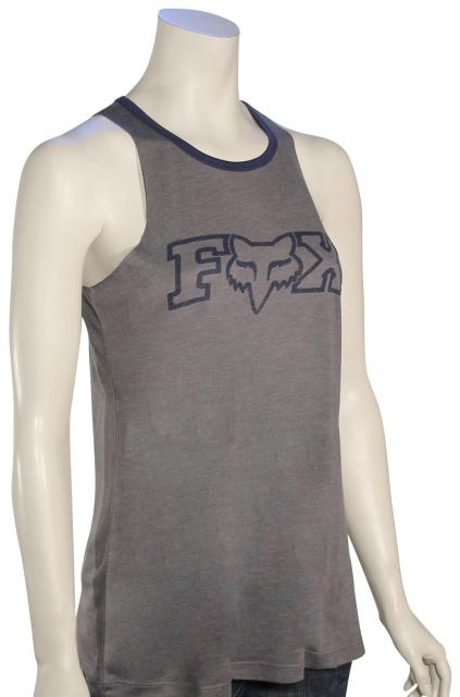 Fox Cortex Muscle Women's Tank - Heather Graphite