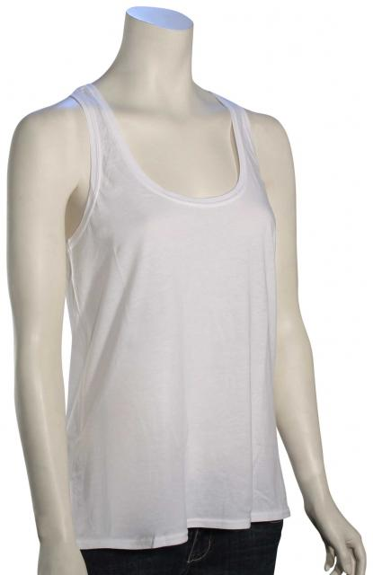 Hurley Solid Perfect Women's Tank - White