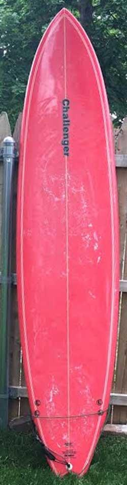 Used Challenger Longboard 8 For Sale At Surfboards Com