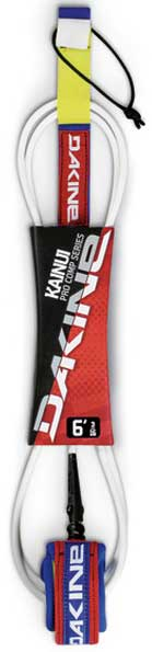 DaKine Kainui Pro Comp Surfboard Leash - Primary Blocks