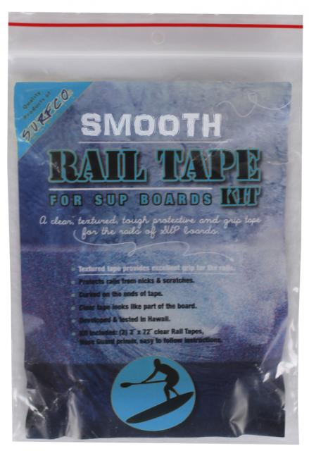 Surf Co Smooth Rail Tape - Clear