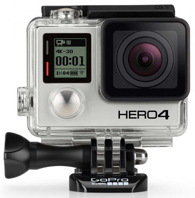 GoPro Hero 4 Black Waterproof Camera