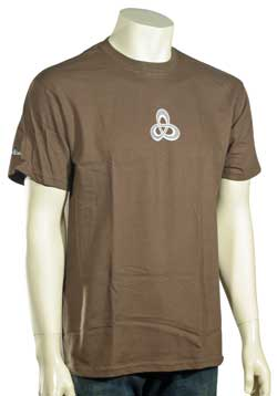 Senate T-Shirt - Brown