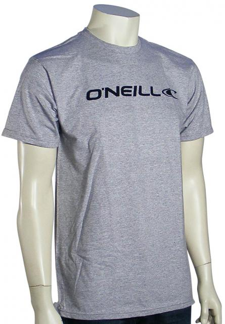 Zoom for O'Neill Lock Up T-Shirt - Heather Grey