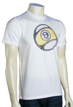 Sector 9 Classic T-Shirt - White