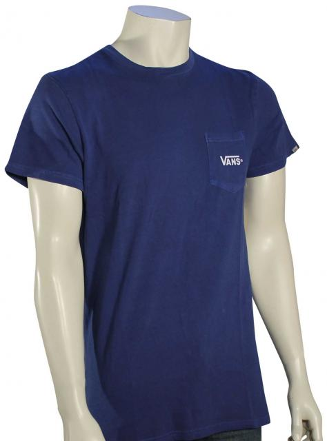Vans Drop Pocket T-Shirt - Exblusive