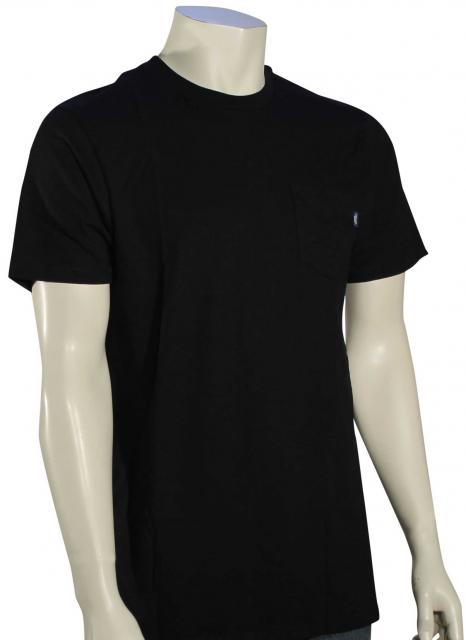 Vans Everyday Pocket T-Shirt - Classic Black