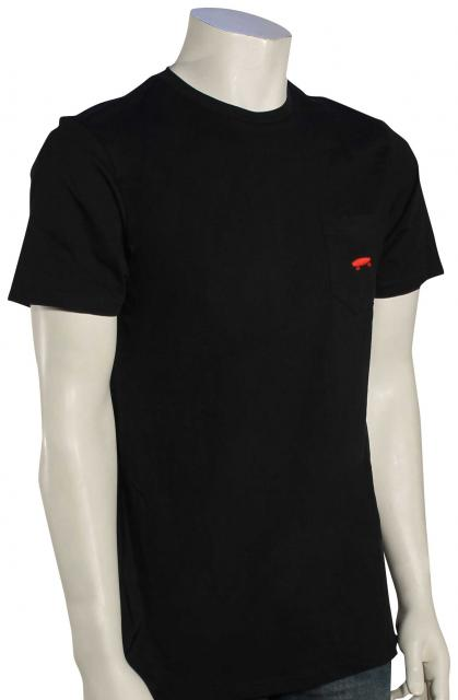 Vans Everyday Pocket T-Shirt - Black