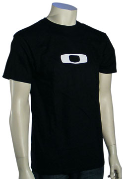 Oakley Square O T-Shirt - Black