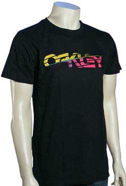 Oakley Lightning T-Shirt - Black