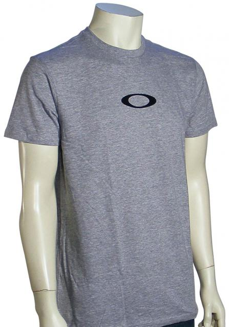 Oakley Icon T-Shirt - Heather Grey