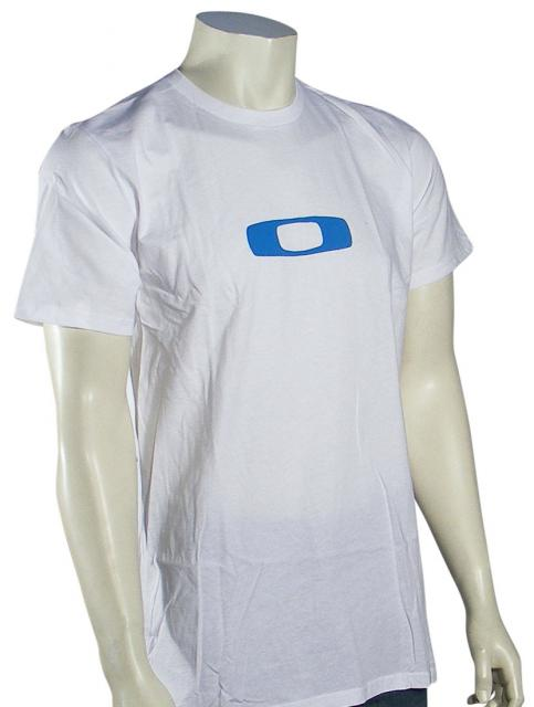 Oakley Square Me T-Shirt - White