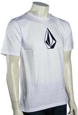 Zoom for Volcom The Stone T-Shirt - White