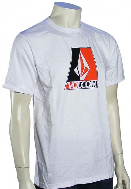 Volcom New Standard T-Shirt - White