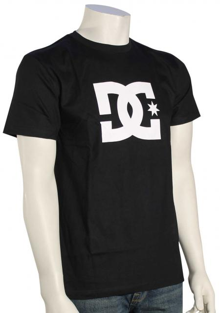 Zoom for DC Star T-Shirt - Black