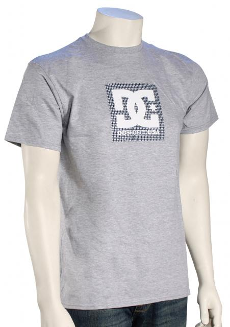 DC Pill Boxing SS T-Shirt - Grey Heather