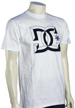 DC Center-D T-Shirt - White