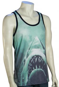 DC Shark Attack Tank - White