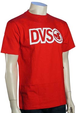 DVS Core T-Shirt - Red