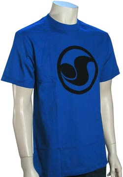 DVS Icon T-Shirt - Royal