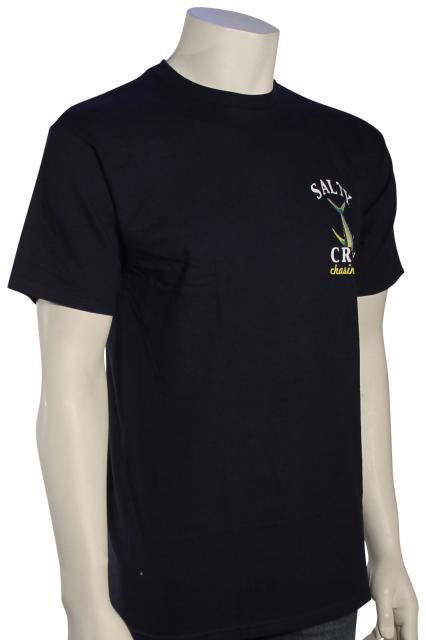 Salty Crew Chasing Tail T-Shirt - Navy