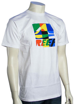 Reef Fluxation T-Shirt - White