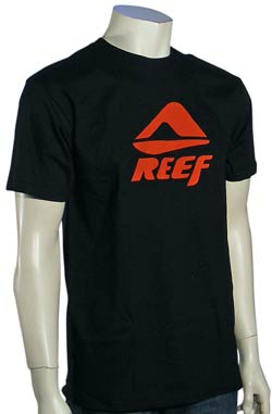 Zoom for Reef Visible T-Shirt - Black