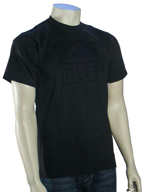 Reef Square Block T-Shirt - Graphite