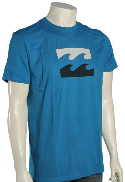 Billabong Complimented T-Shirt - Bright Blue
