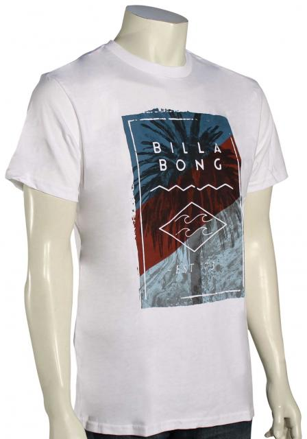 Billabong Reflux T-Shirt - White