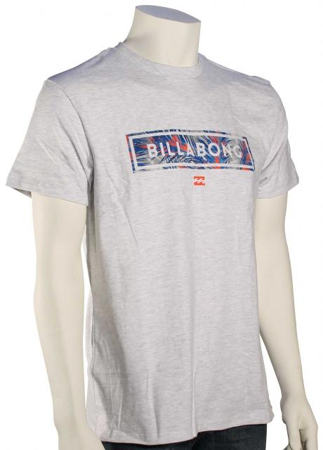 Billabong Cohesive T-Shirt - Grey Heather